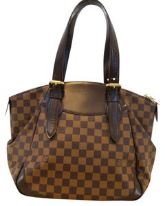 Louis Vuitton Lv Verona Mm Damier Handbag Shoulder Bag