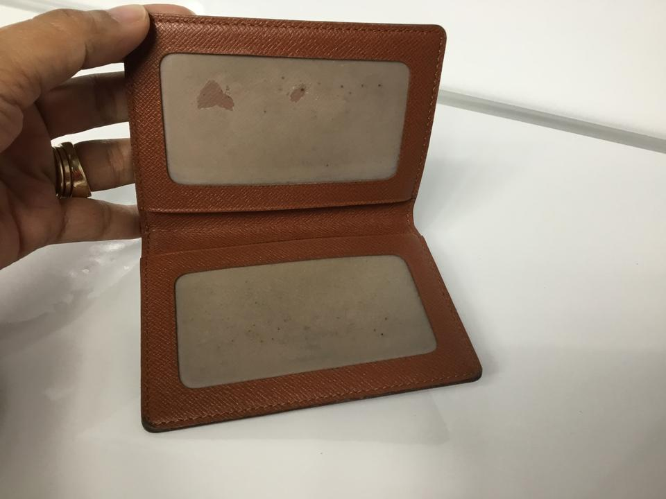 Louis vuitton vintage business card holder wallet tradesy vintage business card holder 123456789101112 colourmoves