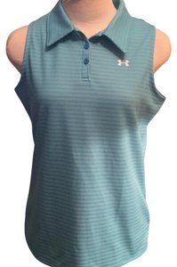 Under Armour Top turquoise