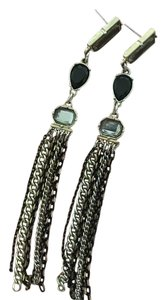 Guess guess dangle earrings