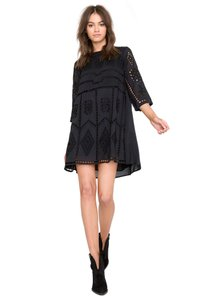 Amuse Society short dress Black Ophelia on Tradesy