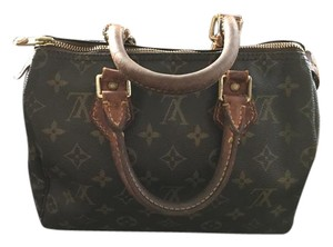 Louis Vuitton Speedy 25 Very Used Tote