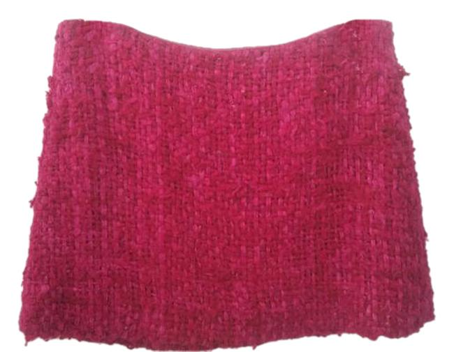 Item - Hot Pink Wool Skirt Size 4 (S, 27)