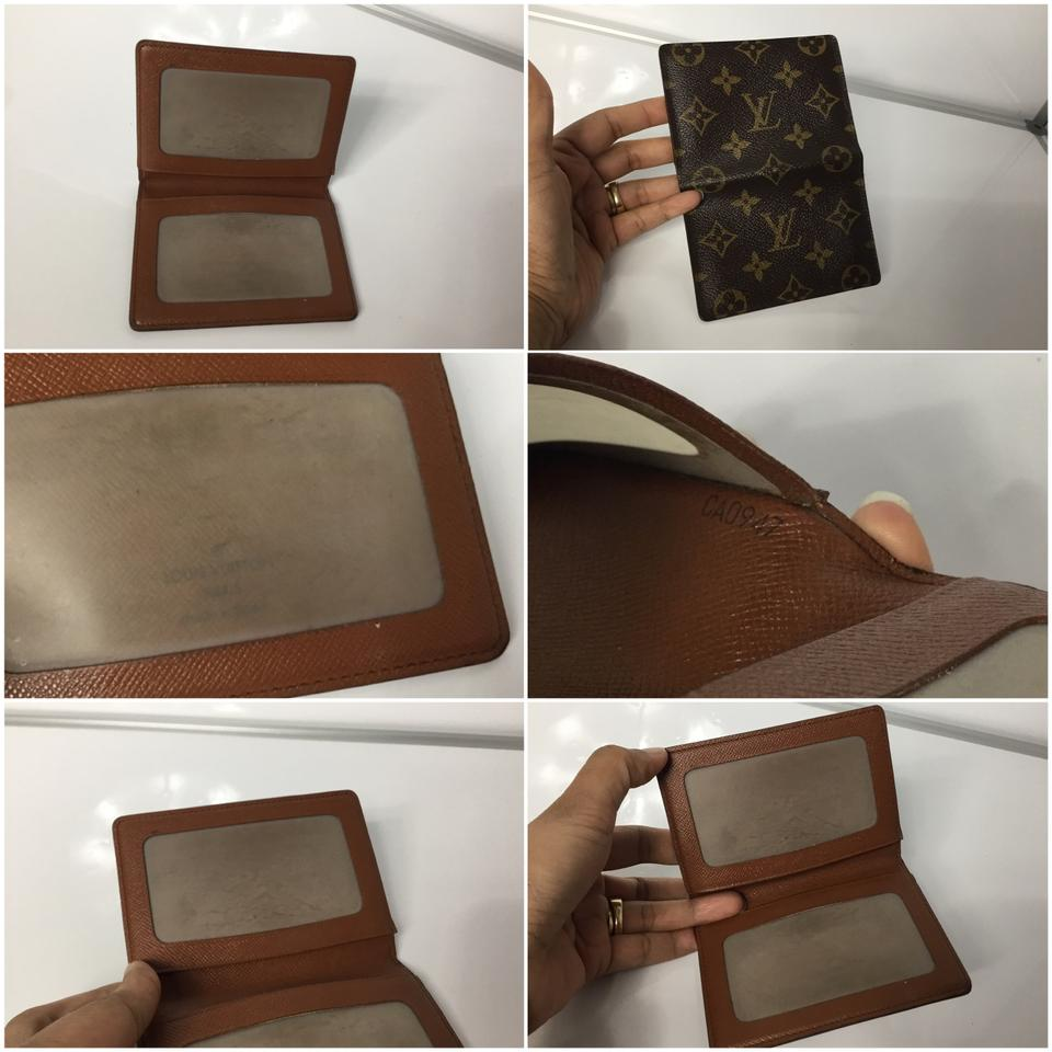 Louis Vuitton Vintage Business Card Holder Wallet - Tradesy