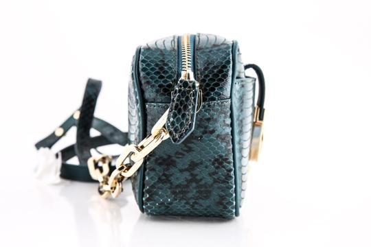 Versace Collection Mini Leather Cross Body Bag Image 1