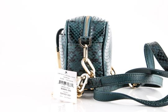 Versace Collection Mini Leather Cross Body Bag Image 2