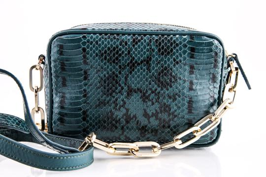 Versace Collection Mini Leather Cross Body Bag Image 3