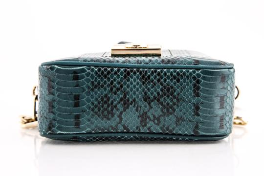 Versace Collection Mini Leather Cross Body Bag Image 4