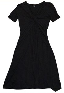 Banana Republic short dress black Stretchy on Tradesy
