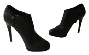 Dior Hermitage Leather Black Boots