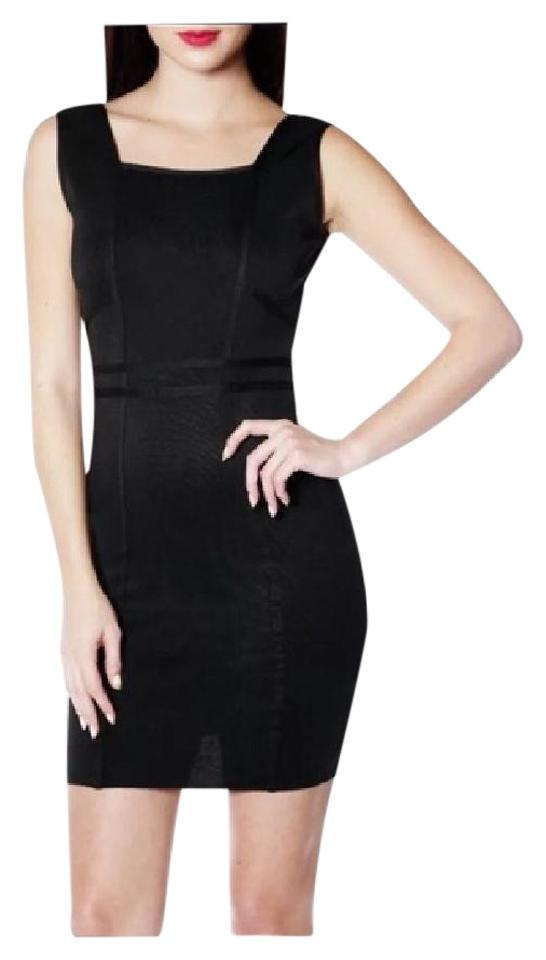 eacde0f58be Wow Couture Black New Sexy Classy Bandage Small Night Out Dress. Size  4 (S)  Length  Mid-Length ...