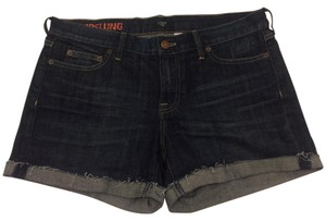J.Crew Cut Off Shorts denim