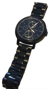 Fossil Fossil Stainless Steel Black Watch
