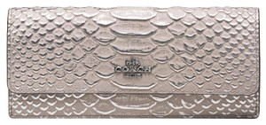 Coach Coach Exotic Soft Wall Wallet