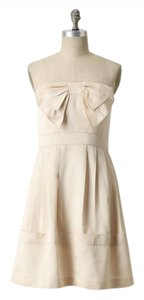 Anthropologie Sine Strapless Wedding Dress