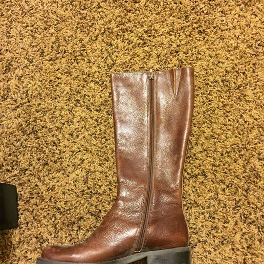 Nicole Brown Boots Image 2