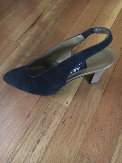 Asio for Suart Weitzman Black Pumps Image 1