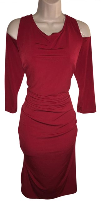 Preload https://img-static.tradesy.com/item/20710386/shelby-and-palmer-red-mid-length-workoffice-dress-size-16-xl-plus-0x-0-1-650-650.jpg