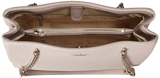 Kate Spade New York Emerson Place Small Phoebe Shimmer Leather Tote Shoulder Bag Image 4