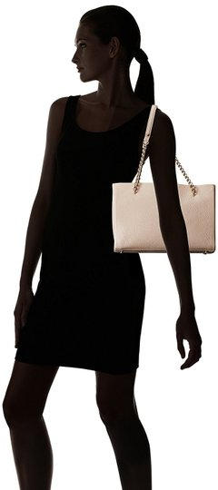 Kate Spade New York Emerson Place Small Phoebe Shimmer Leather Tote Shoulder Bag Image 5