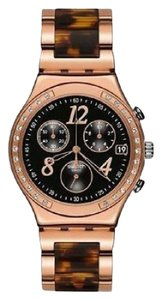 Swatch Dreamnight Rose Ladies Watch Ycg404gcYCG404GCD