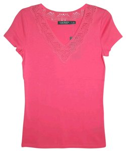 Ralph Lauren T Shirt Coral rose