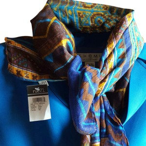 Rue 21 NWT Infinity polyester cotton scarf
