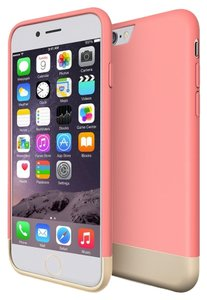Maxboost Maxboost Light Pink / Gold Iphone 6 case