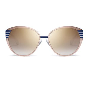 Fendi Fendi Women's Metal Cat Eye Aviator Sunglasses