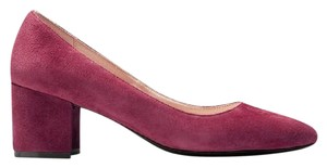 Cole Haan Winery Suede Pumps