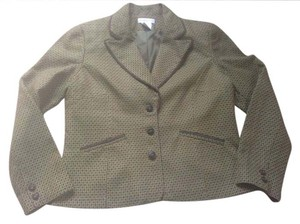 Worthington Coat Size 14 Green Blazer