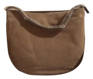 Vince Suede Shoulder Bag