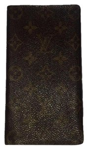 Louis Vuitton Louis Vuitton Long Brazza Monogram Wallet LVTL02