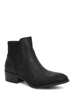 Seychelles Leather Black Boots