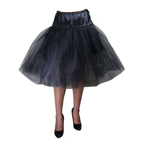 Chic Star Skirt Black