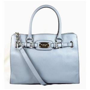 Michael Kors Satchel in Surf Blue