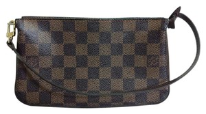 Louis Vuitton Dark brown Clutch