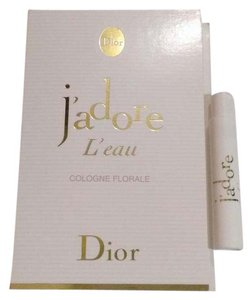 Dior Jadore L'eau Cologne Florale Spray Sample Perfume