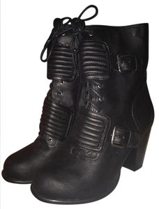 Rocket Dog Black Boots