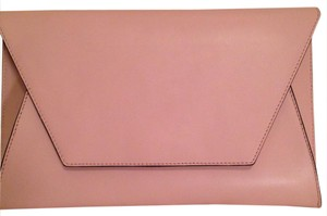 Flynn Gray Flap Top Australia Envelope Pink, Grey Clutch
