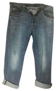 J.Crew Cowboy Distressed Relaxed Fit Jeans-Distressed