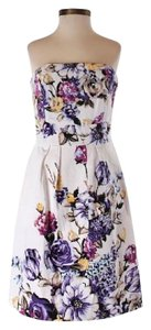 White House | Black Market short dress Purple on Tradesy