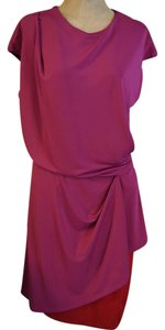 Narciso Rodriguez Crepe Jersey Dress