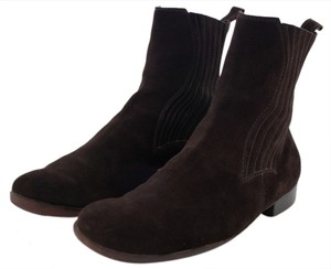 Bottega Veneta Mens Brown Boots