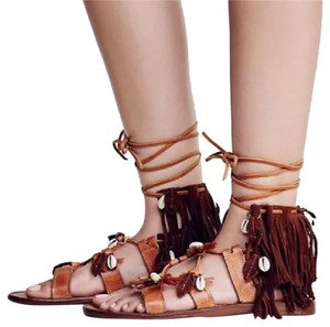 Free People brown Sandals