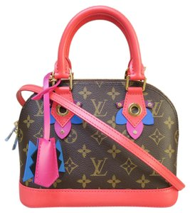 Louis Vuitton Lv Alma Bb Satchel in monogram