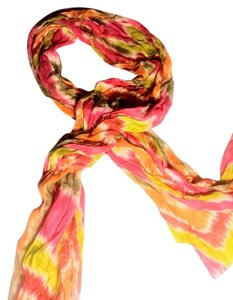 J. Jill J Jill multi-color scarf