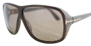 Tom Ford Blake TF242 50J New-With-Tags-Case-Cloth Tortoise Tom Ford Sunglasses