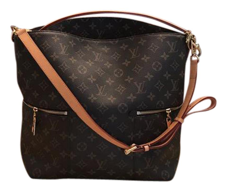 8c18696538d3 Louis Vuitton Melie Monogram Leather Hobo Bag - Tradesy