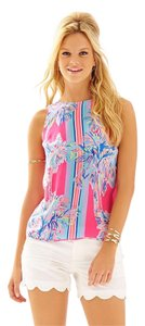 Lilly Pulitzer Top Flamingo Pink